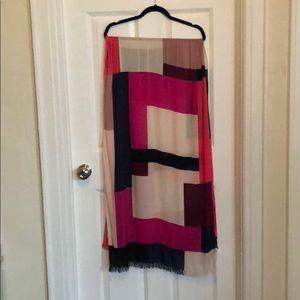 Kate Spade oblong scarf